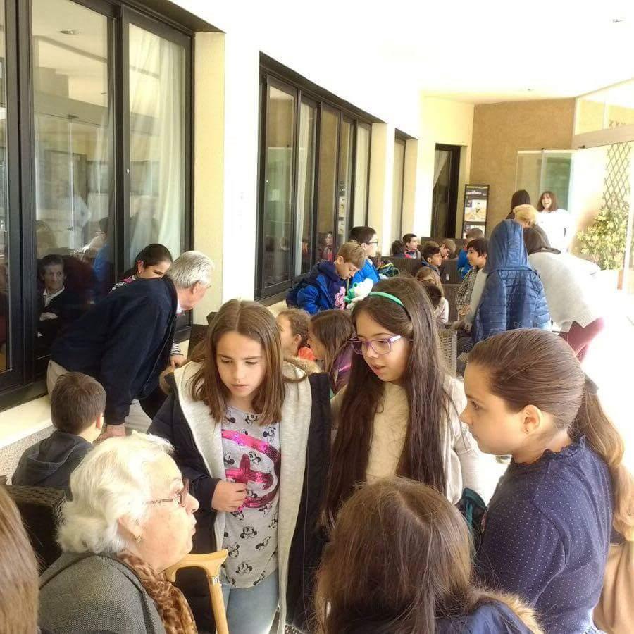 Un abuelo un amigo Badajoz primer encuentro6