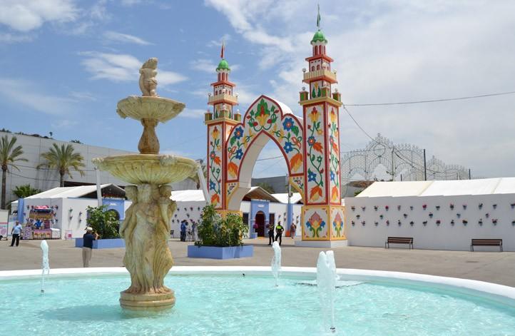 Taller de decoraci n feria marbella residencias domusvi - Decoracion marbella ...