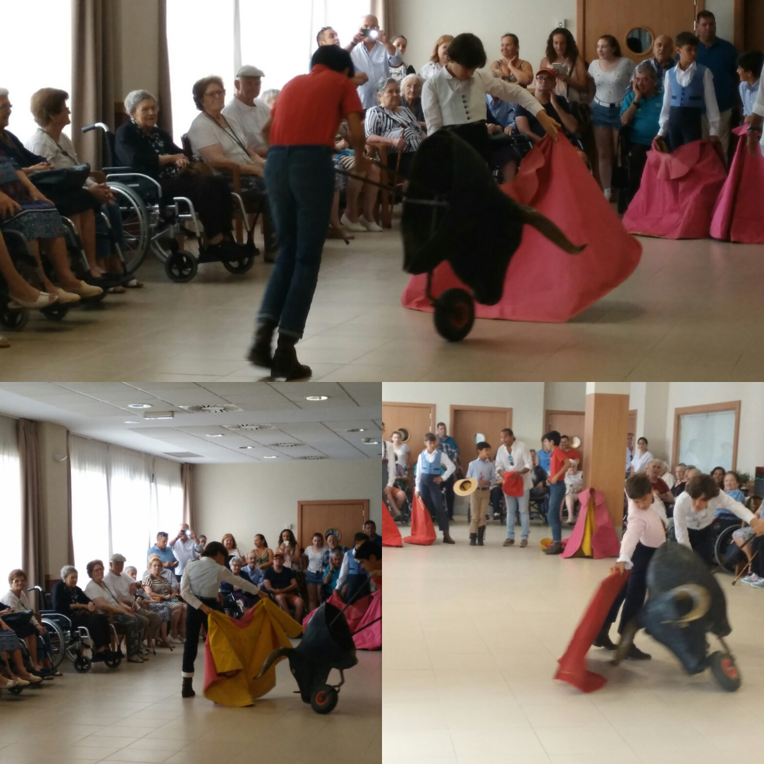 Toreo de Salón Feria de San Juan