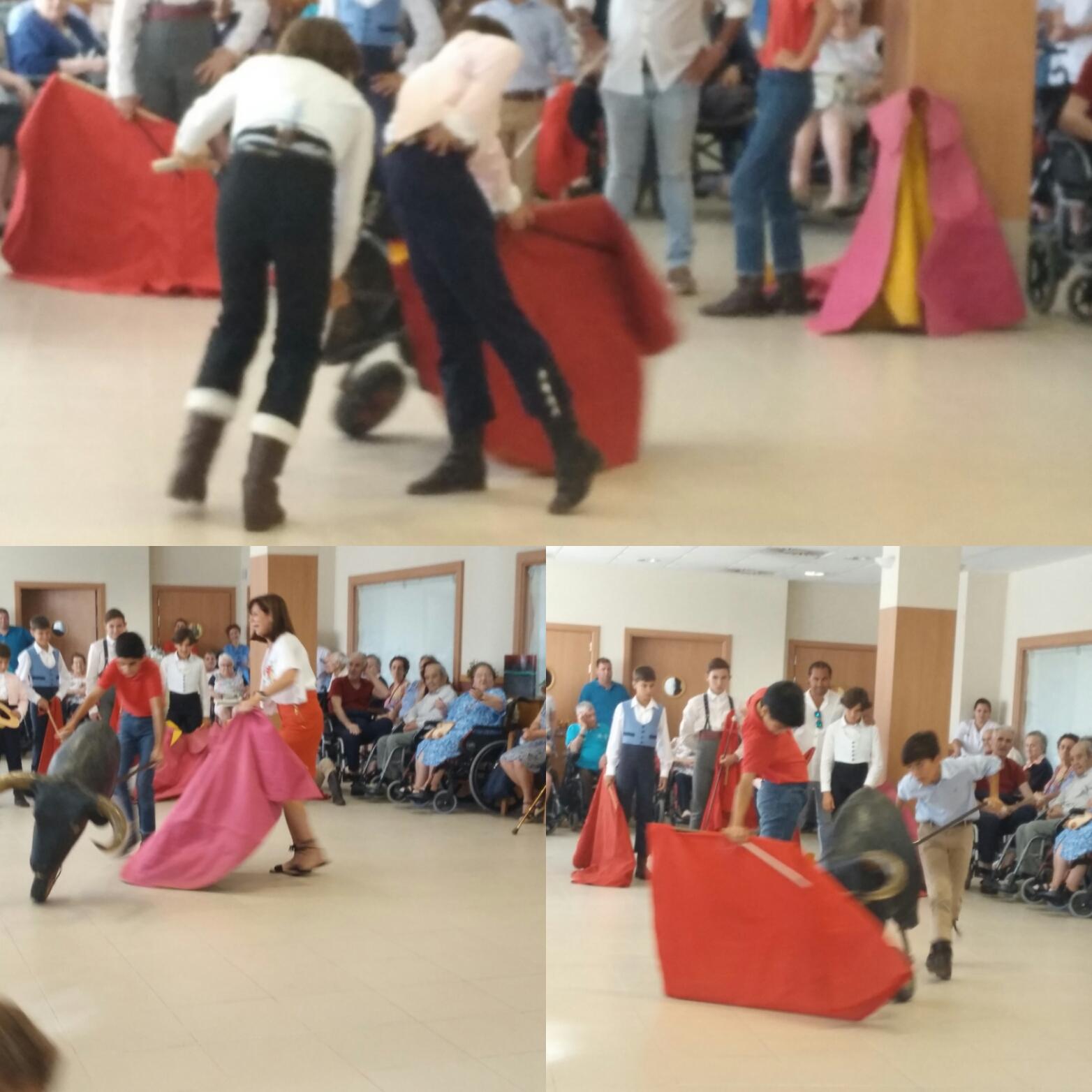 Toreo de Salón Feria de San Juan2