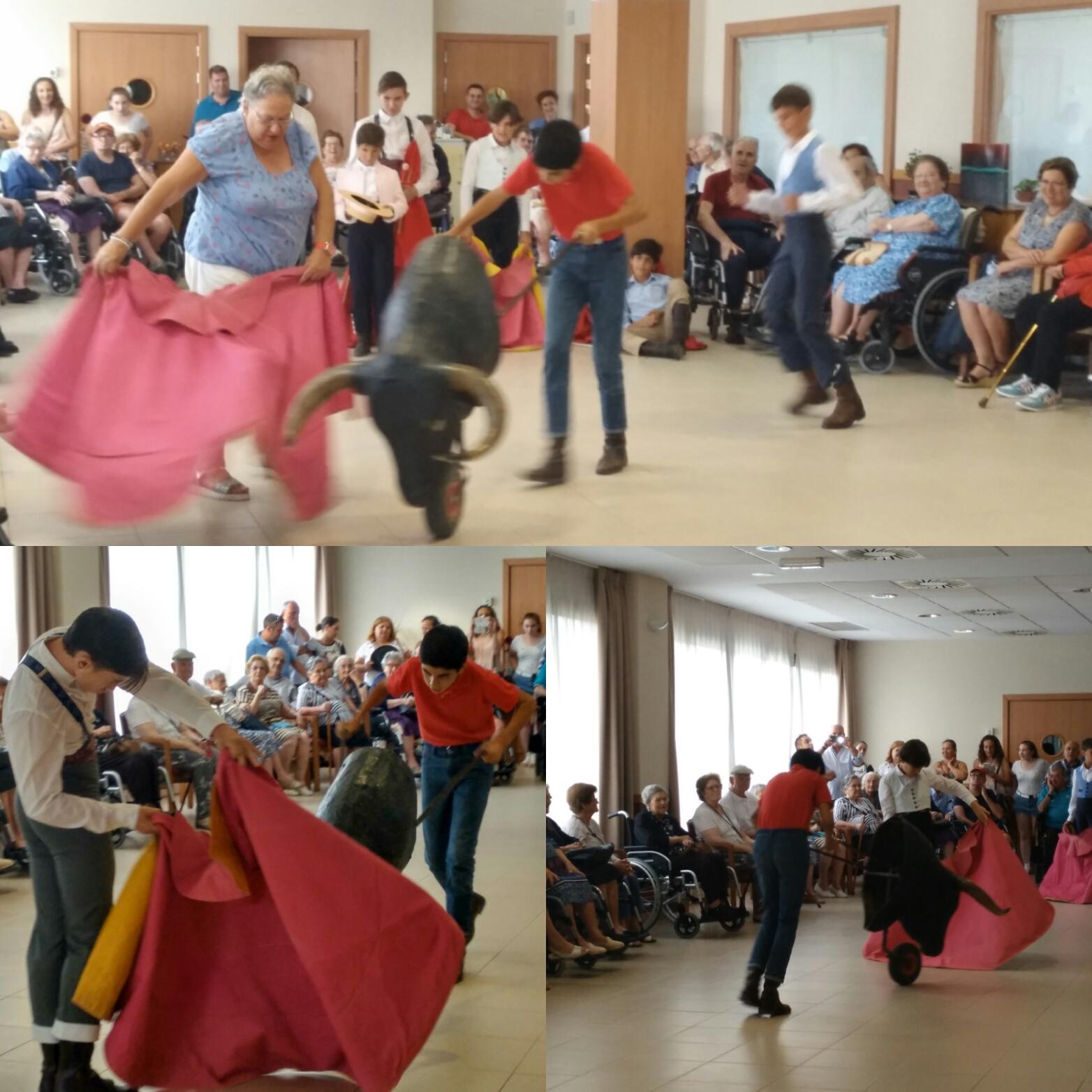 Toreo de Salón Feria de San Juan4