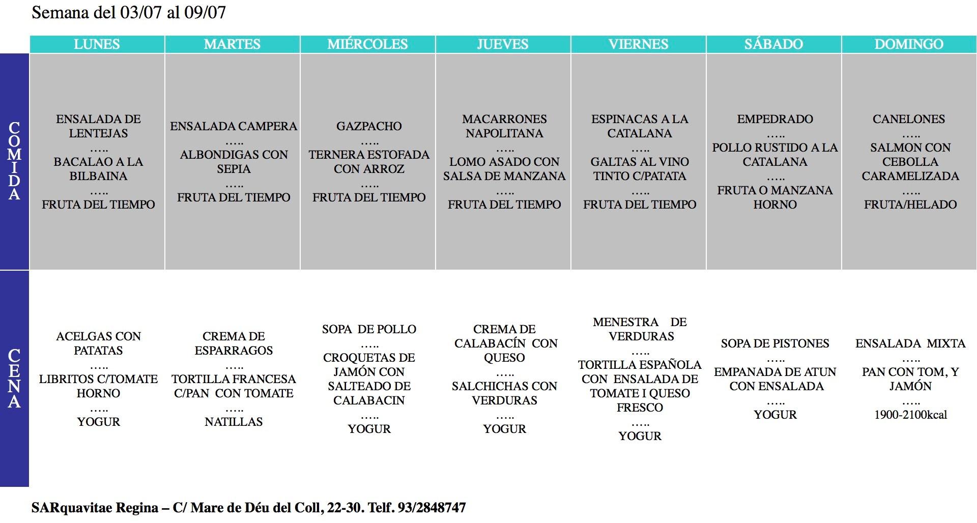Semana 2 Julio