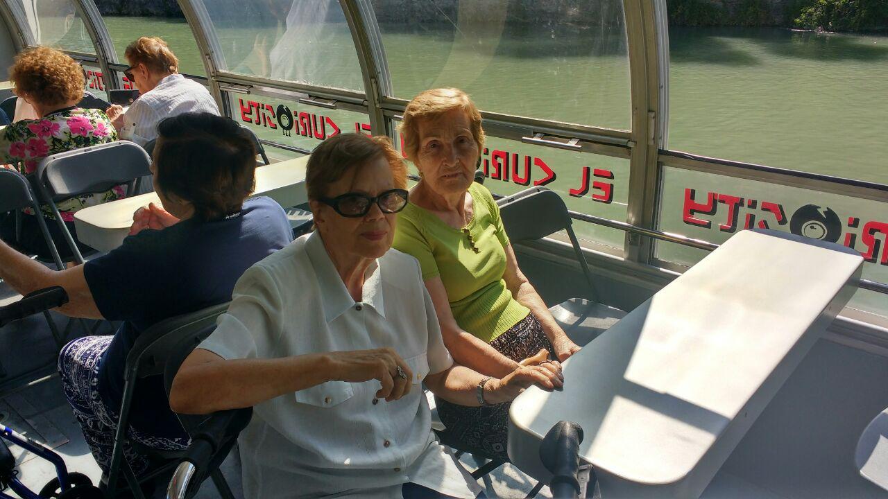 excursion barco
