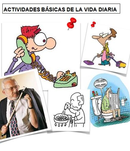 Actividades Básicas De La Vida Diaria Residencias Domusvi