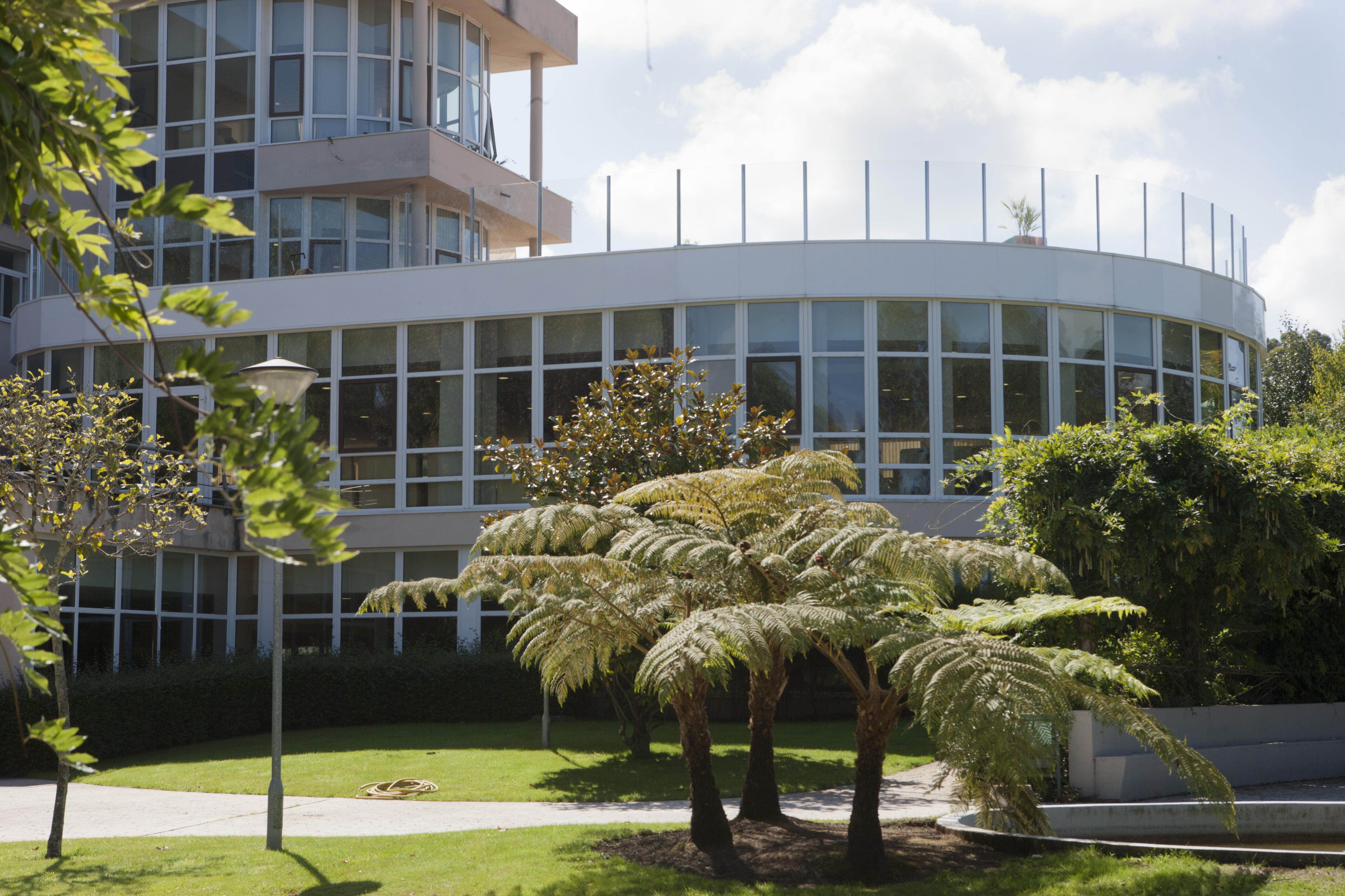 Residencia de mayores coru a residencias domusvi for Gimnasio oleiros