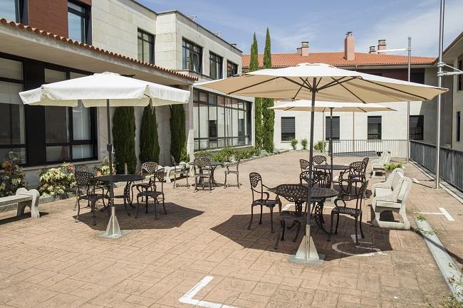 Residencia ancianos Pontevedra Cangas