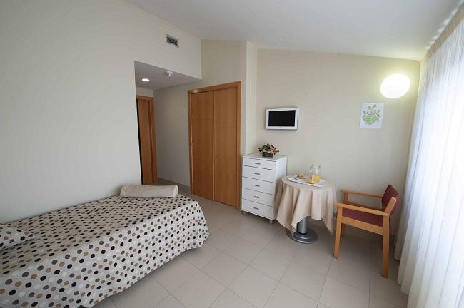 Residencia ancianos A Coruña Carballo