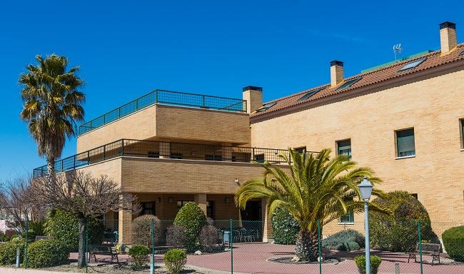 Residencia de ancianos Madrid Magán