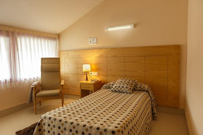 Residencia ancianos A Coruña Noia