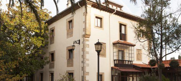 residencia de mayores Gijón Palacio de Caldones