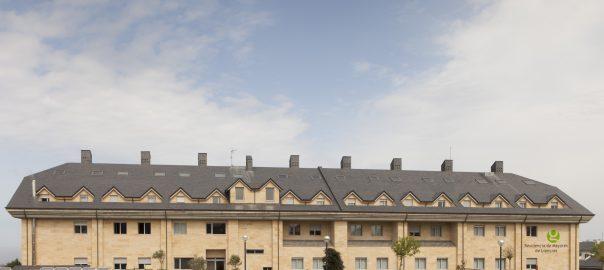 residencias de mayores Santander Liencres