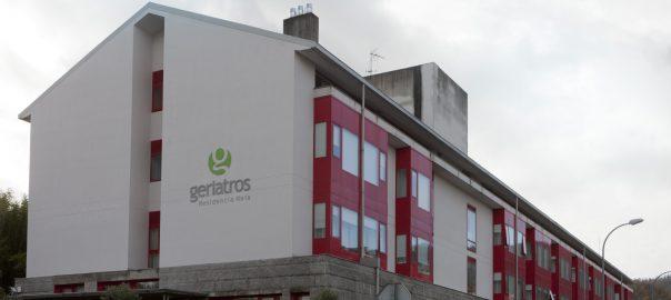 residencia de mayores Coruña Noia
