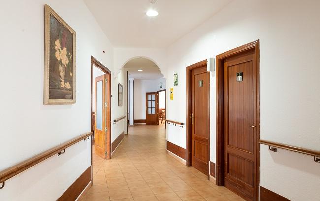 Residencia ancianos Toledo Conde de Orgaz
