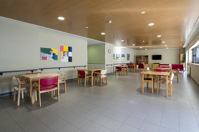 DomusVi Orense Barbadás sala de terapias