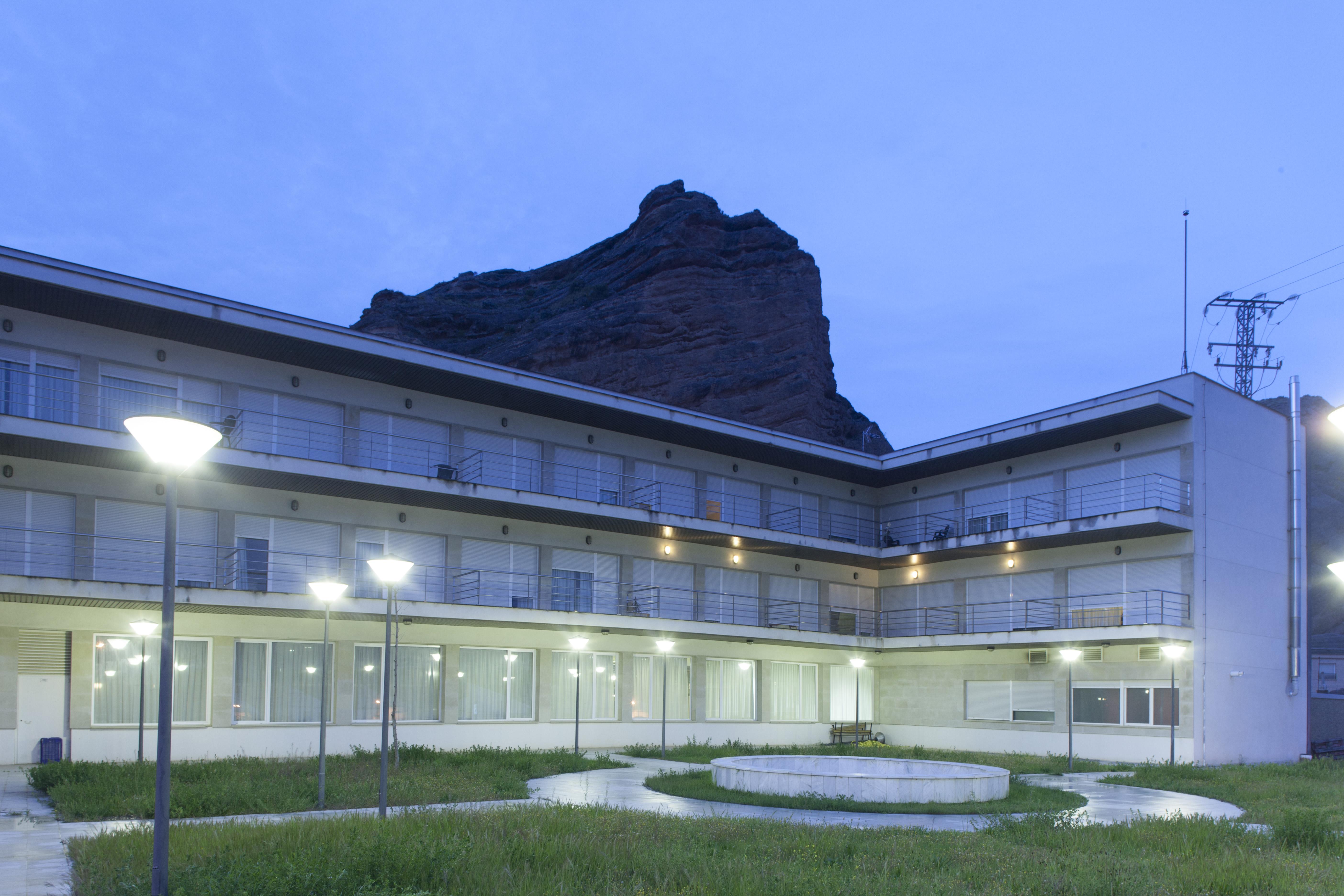 residencia de mayores La Rioja Quel