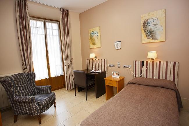 Residencia ancianos Gijón La Sirena