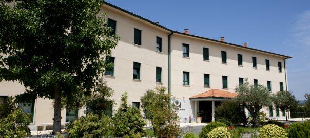 residencia de mayores Pontevedra Ribadumia