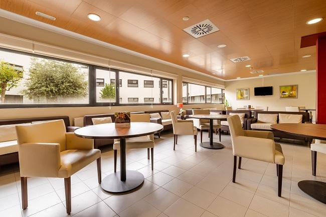 Residencia Ourense Barbadás Sala de estar1