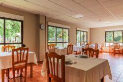 Residencia de mayores Palacio de Caldones Asturias Comedor