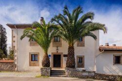 Residencia de mayores Palacio de Caldones Asturias Exterior