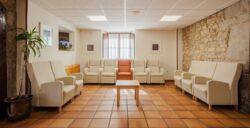 Residencia de mayores Palacio de Caldones Asturias Sala de estar