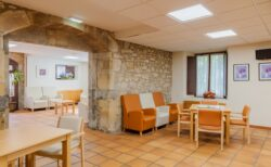 Residencia de mayores Palacio de Caldones Asturias Zonas Comunes