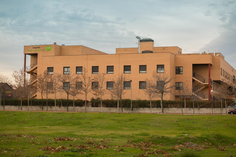 Residencia de ancianos Leganés, Madrid