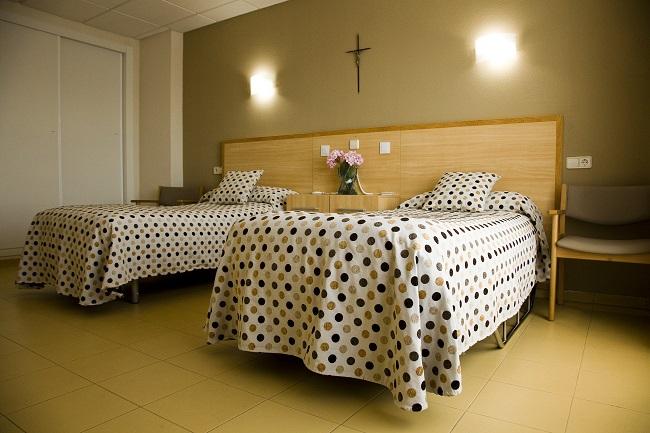 Residencia ancianos Navarra San Adrián