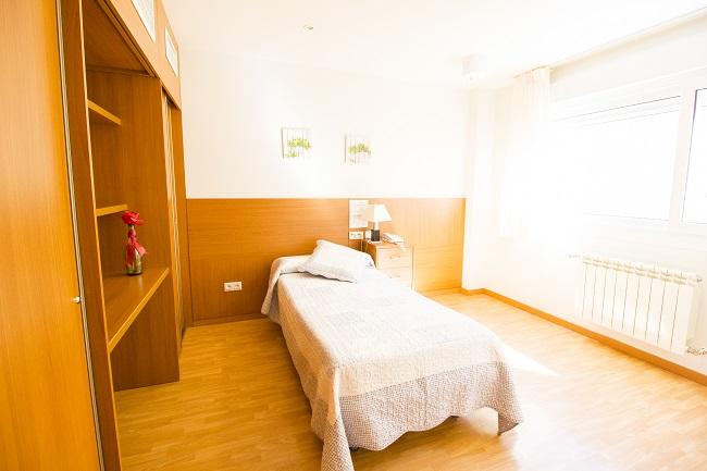 Residencia ancianos Ávila Decanos