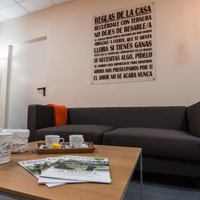 Residencia Ancianos Madrid Valdemoro