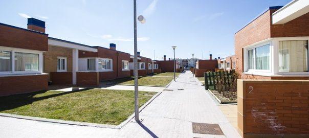 residencia de mayores Decanos, Ávila