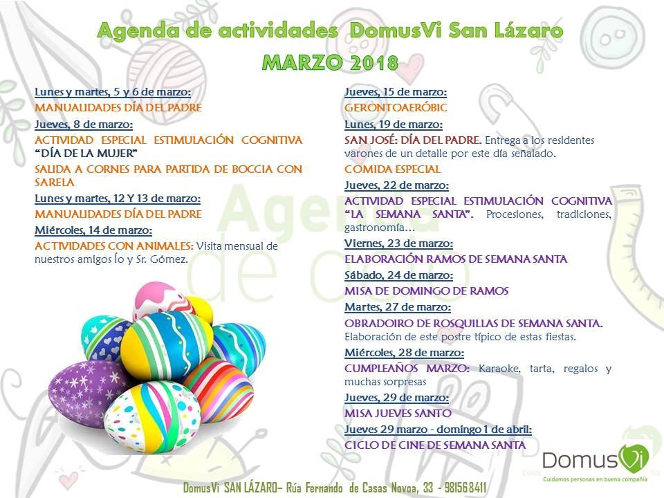 DomusVi San Lázaro