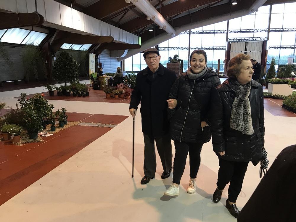 Salida a la Feria de planta de Galicia