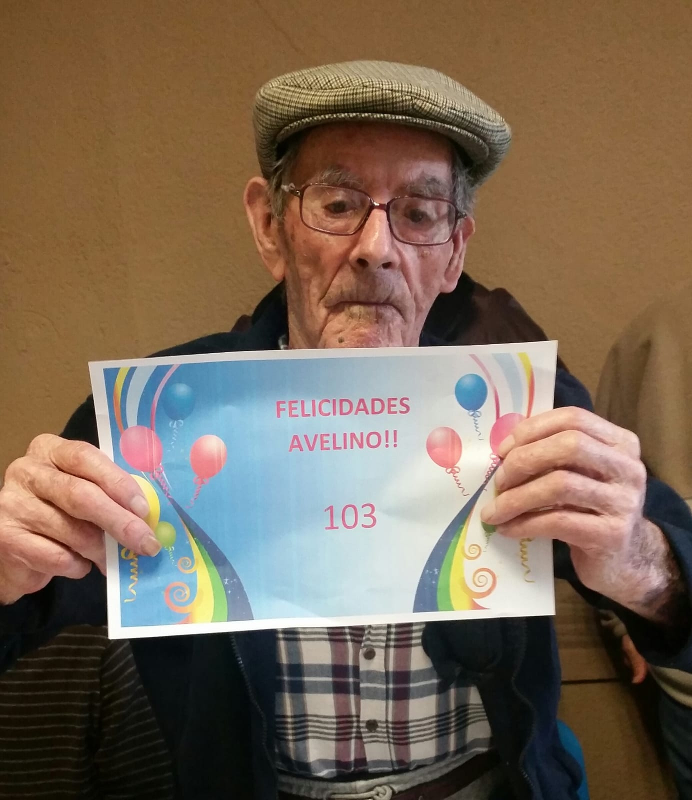 103 cumpleaños