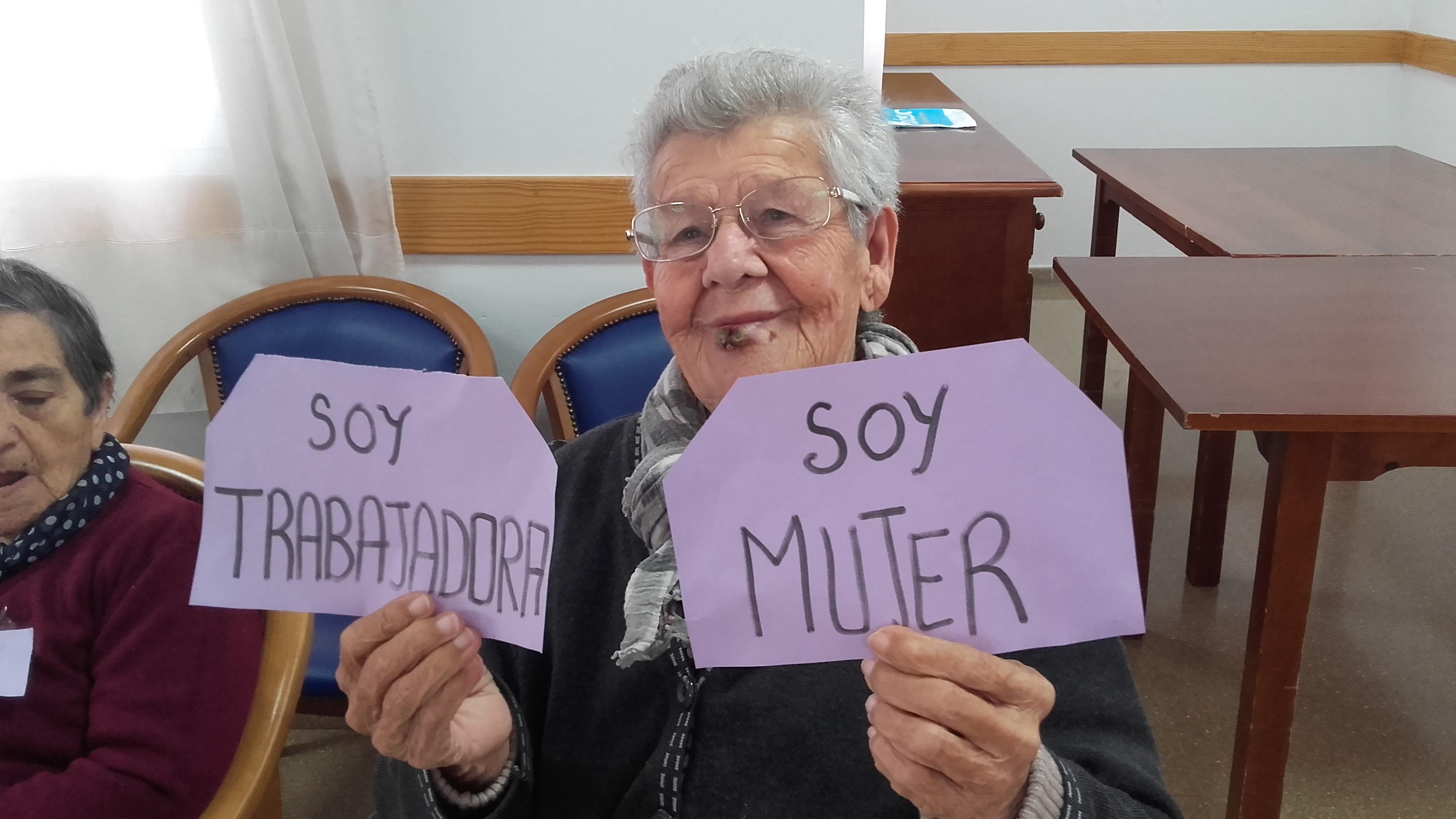 Día de la mujer en lnmaculada Concepción DomusVi