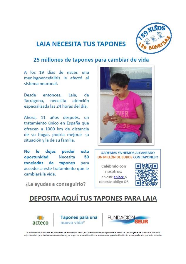 Campaña-Tapones-para-una-Nueva-Vida4 Domusvi La Salut