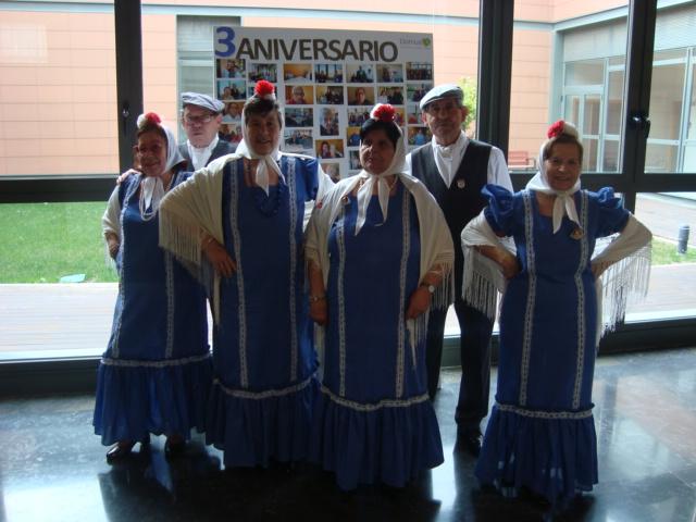 Actuación grupo Pichis y Chulaponas