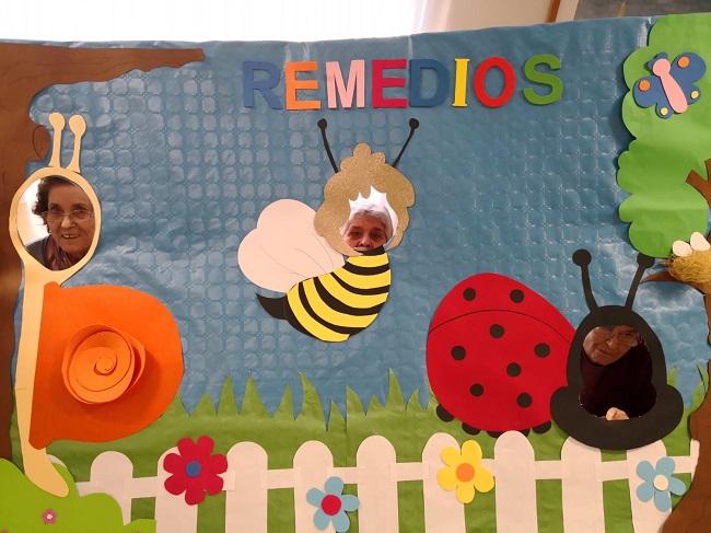 Fiesta primavera DomusVi Remedios