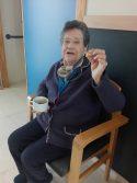 Tras realización de taller de repostería los residentes han degustado las elaboraciones en DomusVi Remedios (Córdoba)