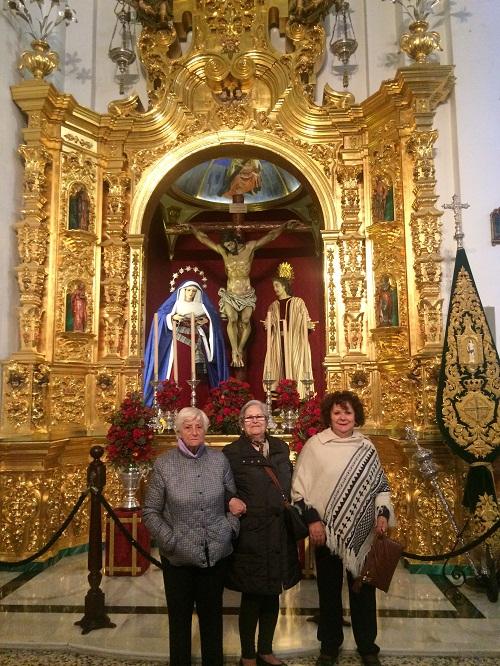 Real Hermandad Nuestro Padre Jesus Nazareno del Paso y Maria Santisima de los Dolores