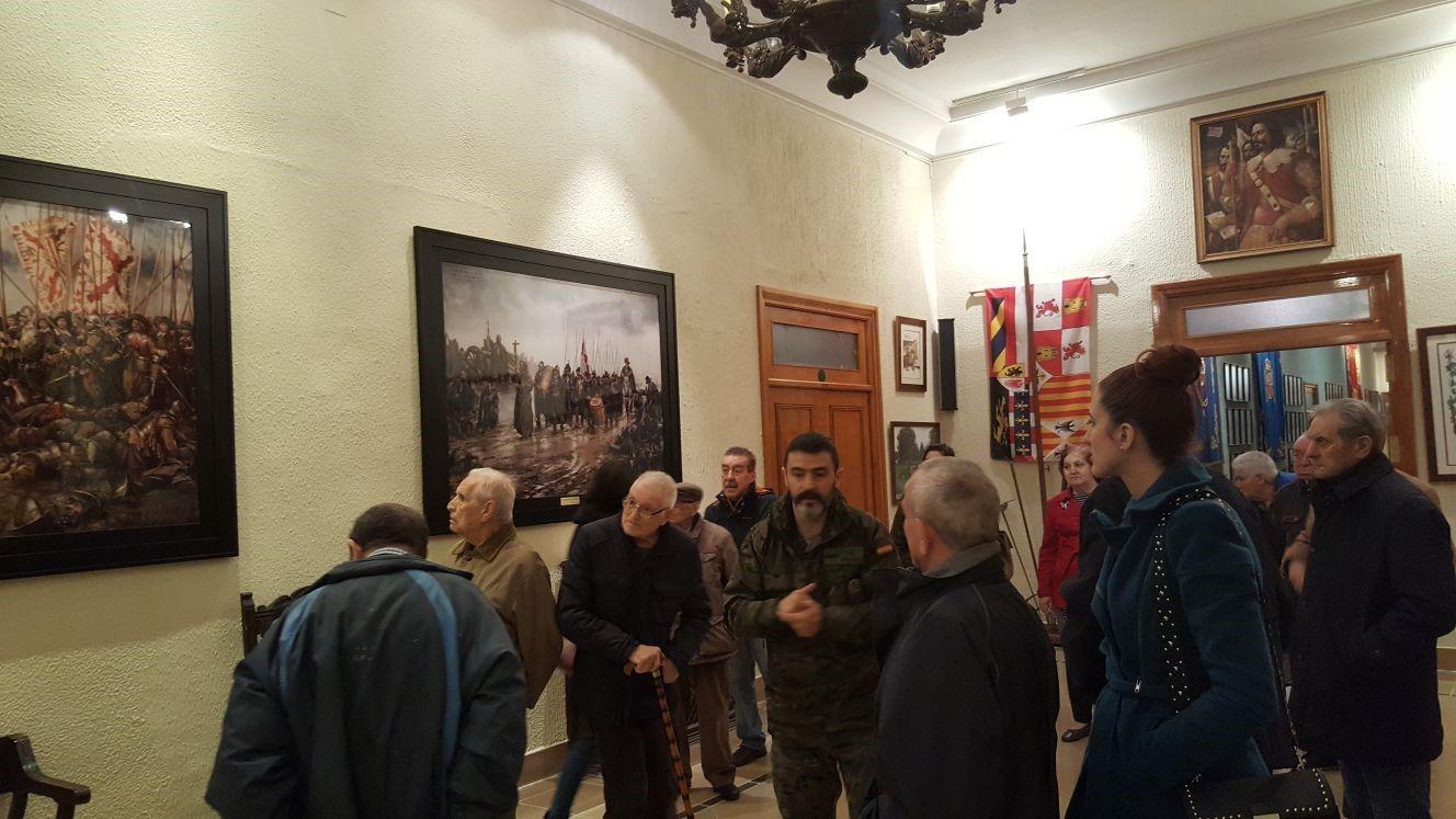 Residencia Mayores Valdeolivas visita Acedemia Infantería Toledo vi