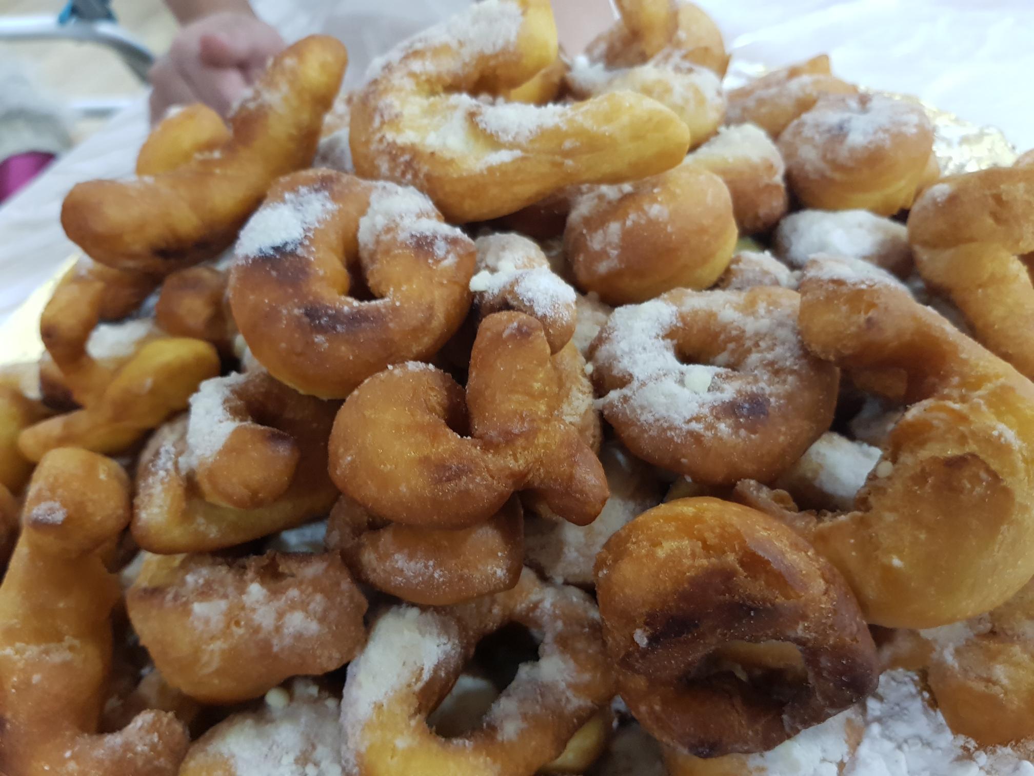 Rosquillas Matogrande