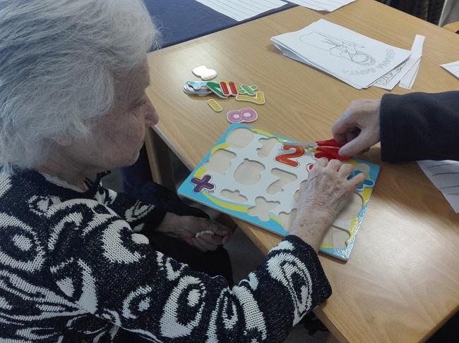 Método Montessori en DomusVi Remedios