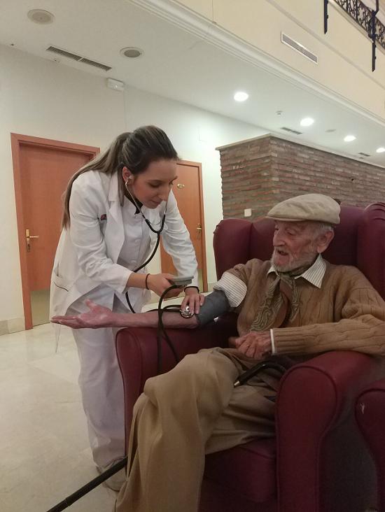 Residencia personas mayores Marbella