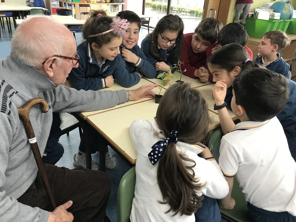 Proyecto Huerto Colegio Manuel Peleteiro