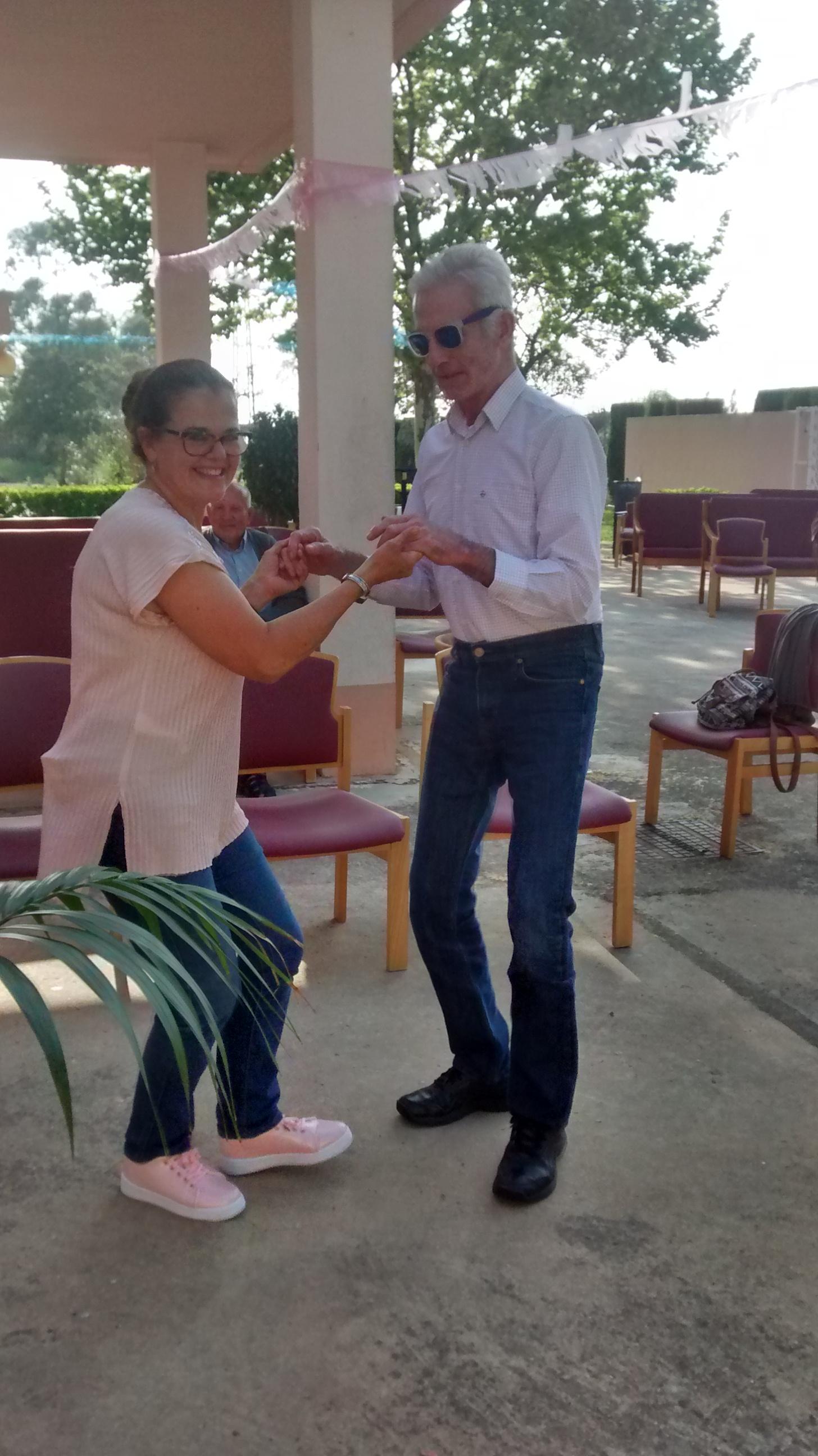 bailando aniversario monte jara tharsis