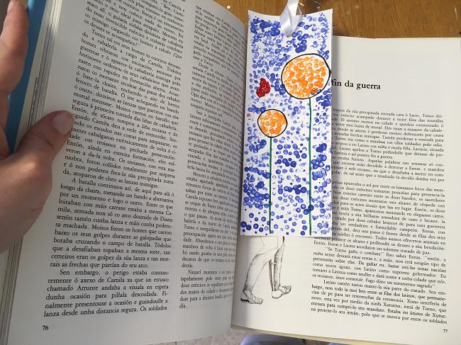 Domusvi Lalín, Día del libro