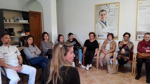 taller mindfulness en residencia de mayores fuentesol