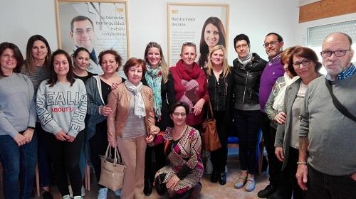 taller mindfulness y mayores Domusvi Fuentesol