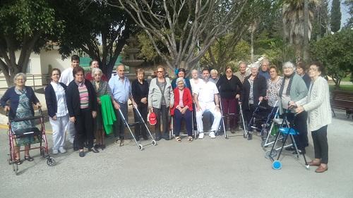 vida saludable para mayores